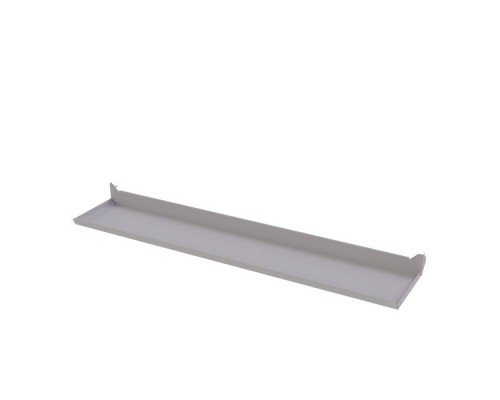 Полка стальная 600*100 мм